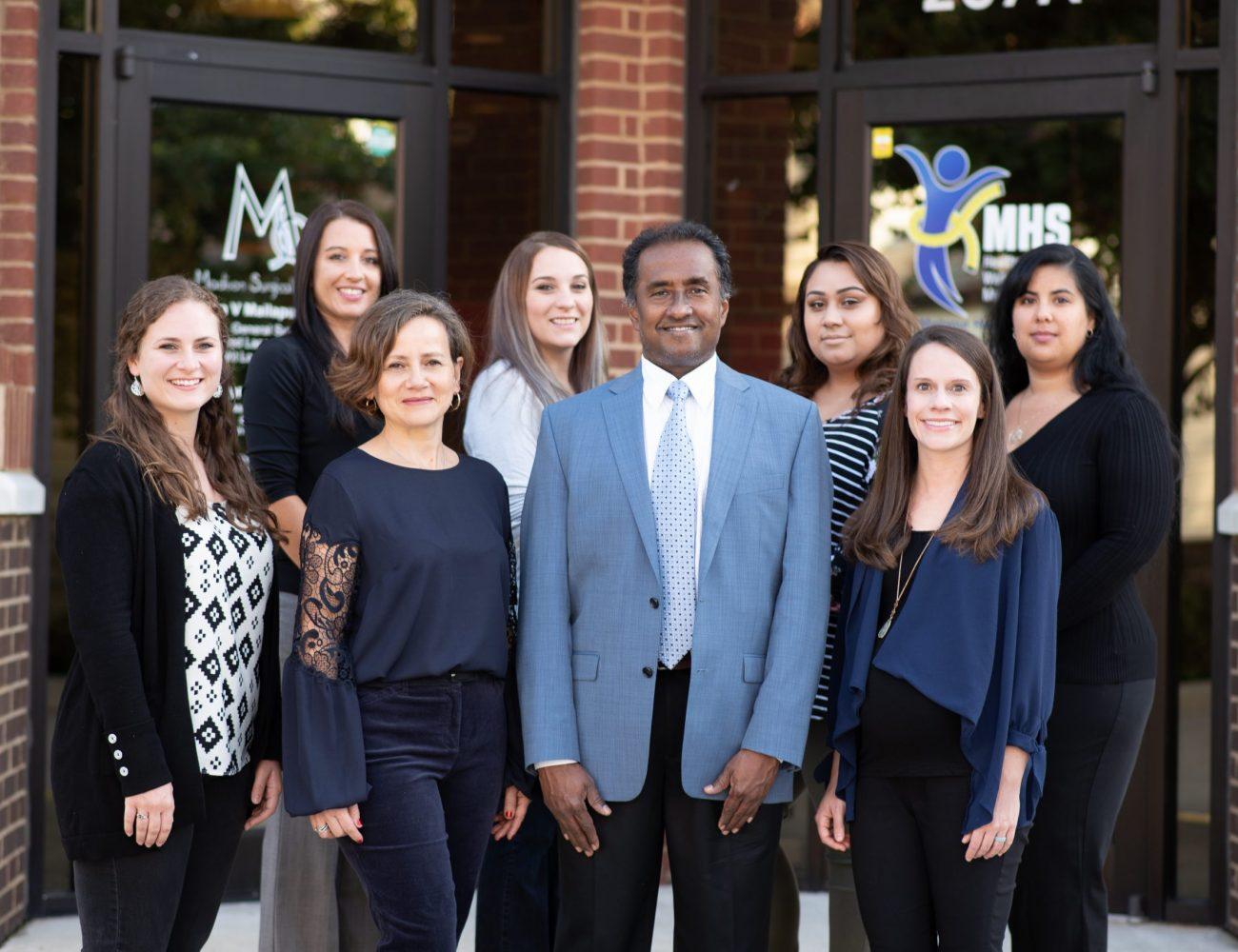 Madison Surgical Associates Team